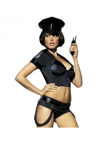 Obsessive Politie Set Kostuum