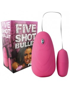 Toyz4Lovers Five Shot Bullet