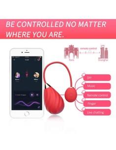Magic Motion Magic Sundae app controlled love egg