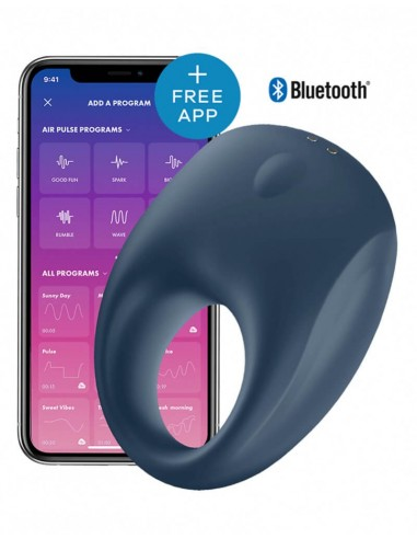 Satisfyer Strong One cockring app controlled