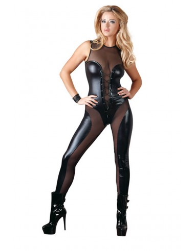Cottelli Collection Overall wetlook S