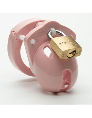 CB X Mini me chastitycage pink