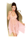 Penthouse Naughty doll pink S/M