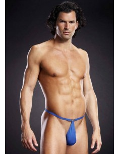 Blue Line Performance Microfiber Pouch G-String