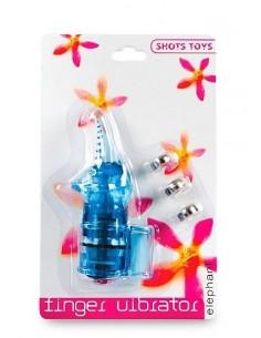 Shots Toys Elephant Finger Vibrator