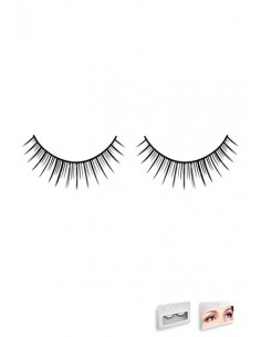 Baci Lingerie Natural deluxe eyelashes