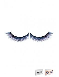 Baci Lingerie Blue Black Deluxe Eyelashes
