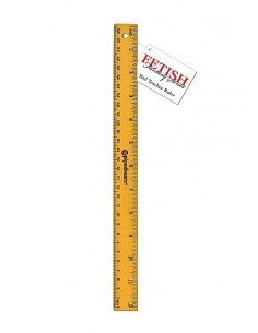 Pipedream Bad Teacher Ruler