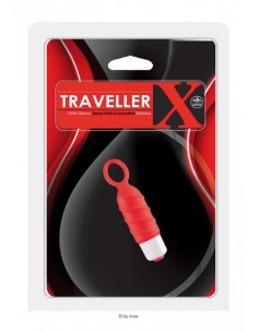 NMC Traveller x Silicone sleeve 10 Rhytms red