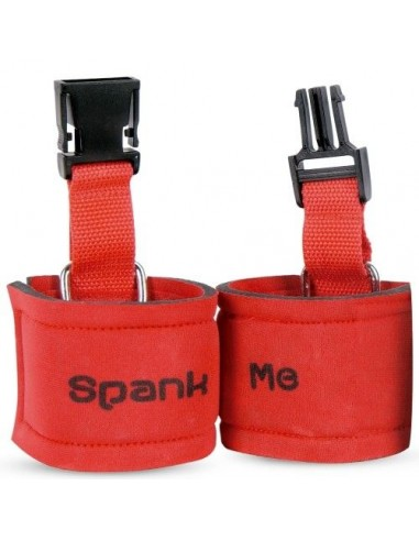 Topco Sales Fetish kinky cuffs spank me