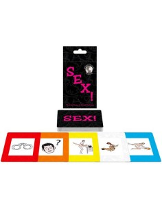 Kheper Games International Sex! Card Game