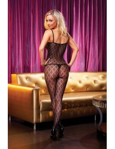 Electric Lingerie Bodystocking Franse kroon