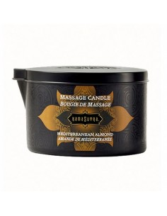 Kamasutra Massage Candle Mediterranean Almond