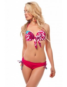 Reality Rode triangel bikini
